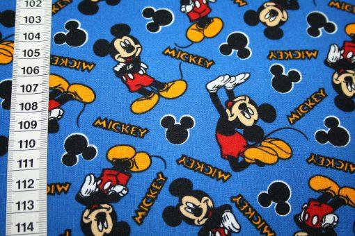 renee-d.de Onlineshop: Original Mickey Maus Baumwollstoff