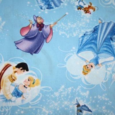 renee-d.de Onlineshop: Original Walt Disney Baumwollstoff Cinderella
