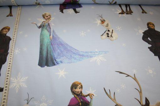 renee-d.de Onlineshop: Original Walt Disney Baumwollstoff Die Eiskönigin