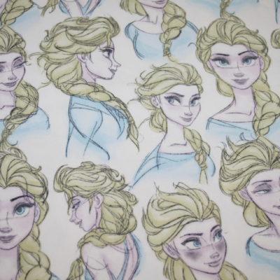 renee-d.de Onlineshop: Original Walt Disney Jersey Stoff Die Eiskönigin