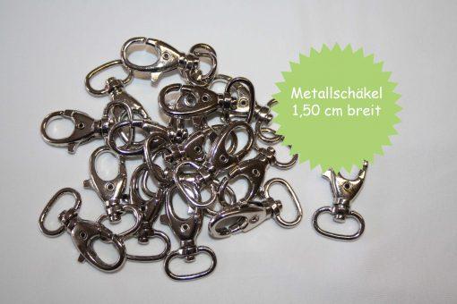 renee-d.de Onlineshop: Metallschäkel 1