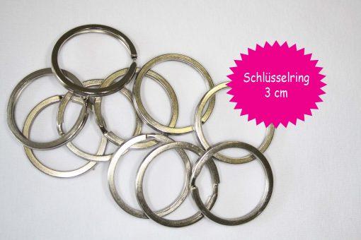 renee-d.de Onlineshop: Schlüsselring 3 cm