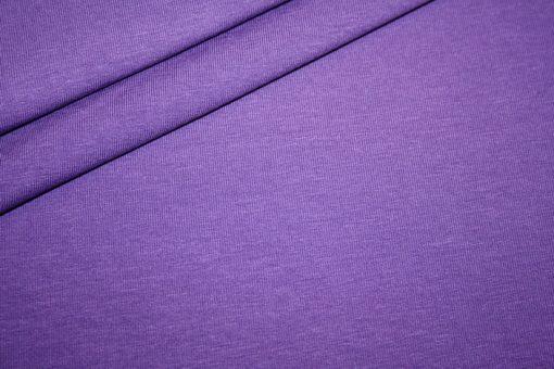 renee-d.de Onlineshop: Jersey Stoff lila uni