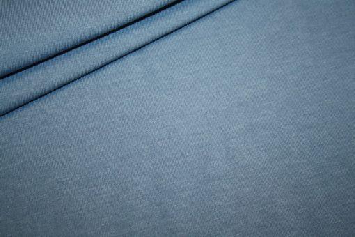 renee-d.de Onlineshop: Jersey Stoff jeans blau uni