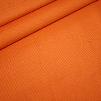 renee-d.de Onlineshop: Jersey Stoff orange uni