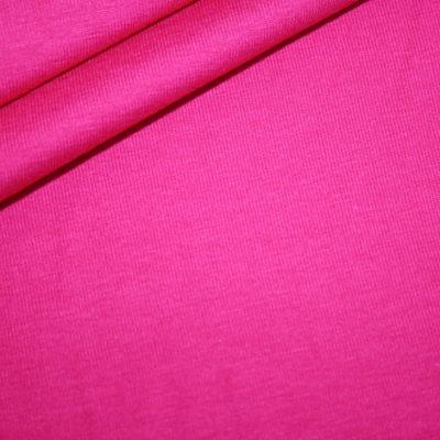 Onlineshop: Jersey Stoff pink uni