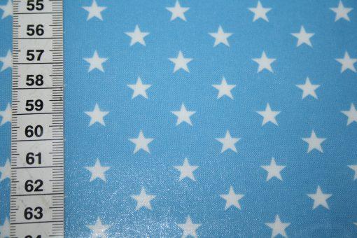 renee-d.de Onlineshop: Swafing Laminatet Wachstuch Sterne blau