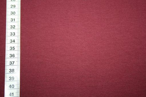 renee-d.de Onlineshop: Swafing Sommer Sweatshirt Stoff Eike weinrot
