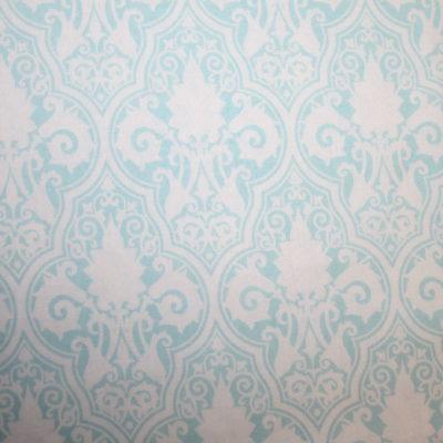 renee-d.de Onlineshop: Tanya Whelan Baumwollstoff türkis Ornamente