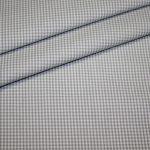 Artikel aus dem renee-d.de Onlineshop: Baumwollstoff Vichy Karo grau klein