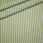 renee-d.de: Baumwoll Stoff Vichy Streifen grün mittel
