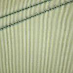 Artikel aus dem renee-d.de Onlineshop: Baumwoll Stoff Vichy Streifen grün klein