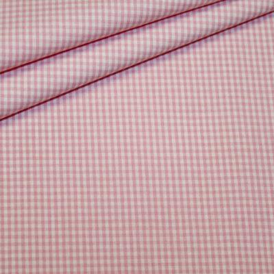 Artikel aus dem renee-d.de Baumwoll Stoff Vichy Karo rosa klein