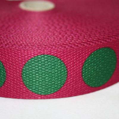 renee-d.de Onlineshop: Weiches Gurtband große Punkte