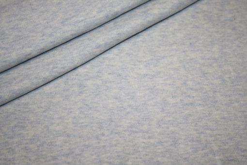 renee.d.de Westfalenstoff Jersey Stoff hellblau meliert