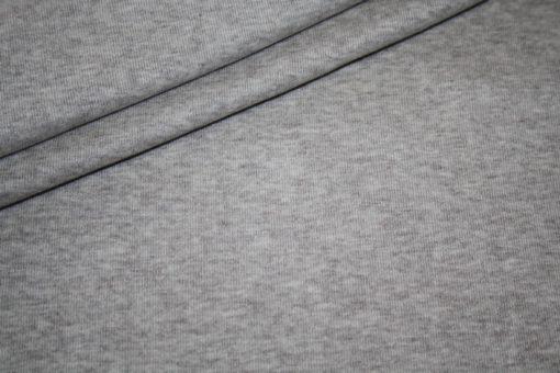 renee-d.de Westfalenstoff Jersey Stoff beige meliert
