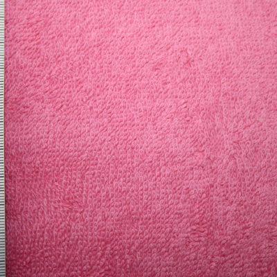 renee-d.de Onlineshop: Westfalenstoff Frottee Stoff bonbon rosa