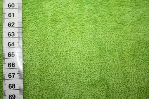 renee-d.de Onlineshop: Westfalenstoff Frottee Stoff grün