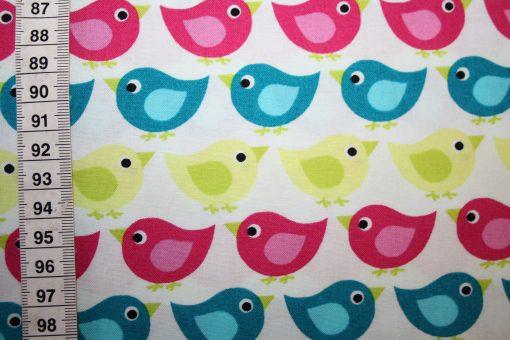 renee-d.de Onlineshop: Westfalenstoff Junge Linie Vögel