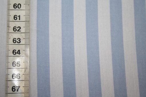 renee-d.de Onlineshop: Westfalenstoff blau weiß Streifen