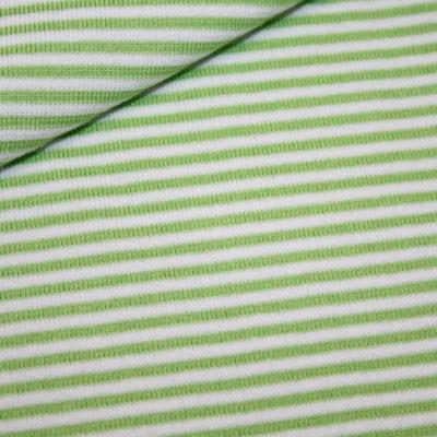 renee-d.de Onlineshop: Bündchen grün weiß gestreift