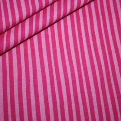 renee-d.de Onlineshop: Westfalenstoff Junge Linie pink Streifen