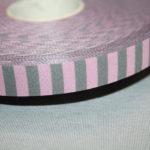 renee-d.de Onlineshop: Farbenmix Webband Ringelband