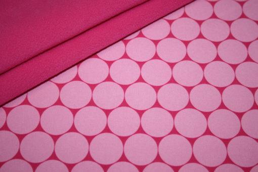 renee-d.de Onlineshop: Soft Shell Softshell Outdoor Jackenstoffe grau Punkte