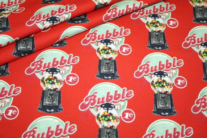 renee-d.de Onlineshop: Bubble Gum Jersey