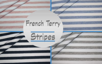 French Terry Stripes!