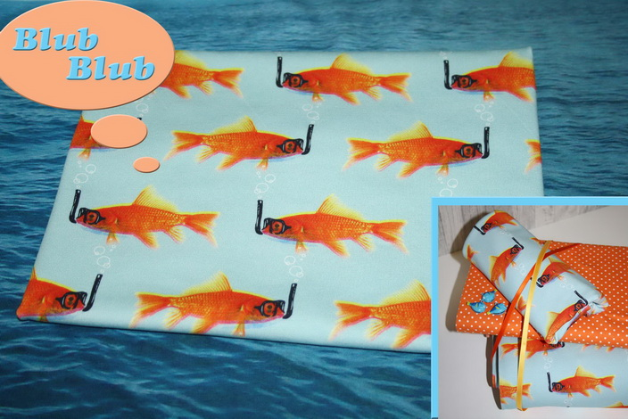 Hilco Diving Fish Goldfisch Jersey!