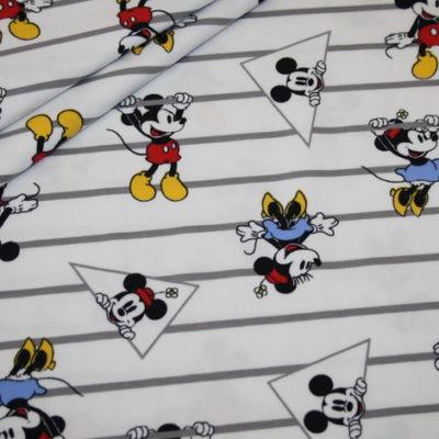 renee-d.de Onlineshop: Original Walt Disney Jersey Stoff Minnie Maus