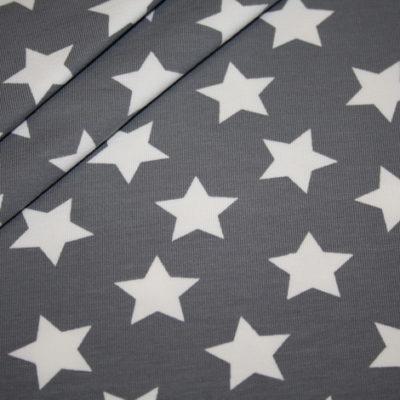 renee-d.de Onlineshop: Jersey Stoff Sterne