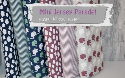 Mini Jersey Parade!