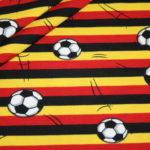 Jersey Stoff Fußball Ball