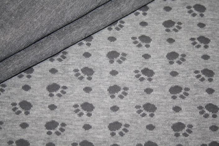 hilco d nner super weicher strickstoff blau renee m rchenhaft sch ne stoffe. Black Bedroom Furniture Sets. Home Design Ideas