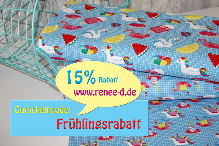 15% Rabatt mit Gutscheincode: FRÜHLINGSRABATT