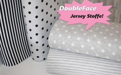 Doubleface Jersey Stoffe