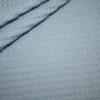 renee-d.de Onlineshop: Waffelpique Stoff blau