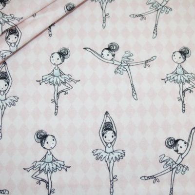 renee-d.de Onlineshop: Baumwollstoff Ballett