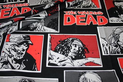 renee-d.de Onlineshop: The Walking Dead Baumwollstoff