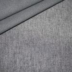 Soft Shell Softshell Outdoor Jackenstoffe meliert hellgrau
