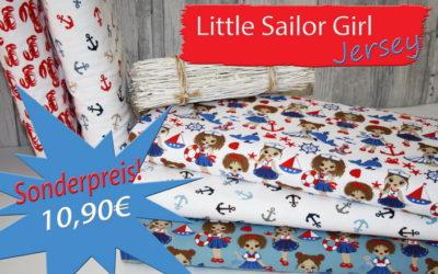 Little Sailor Girls für 10,90€