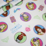 Original Walt Disney Jersey Stoff Disney Princess