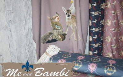 Me and Bambi!