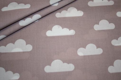 Artikel aus dem renee-d.de Onlineshop: Baumwollstoff Muster in pastellfarben