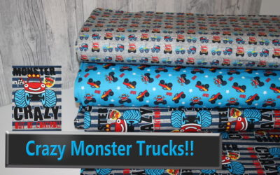 Monstertrucks made by Hilco