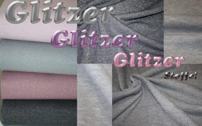 Glitzer Glitzer Glitzer!!