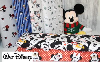Neue Disney Jersey Stoffe!!