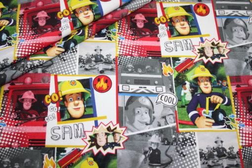 renee-d.de Feuerwehrmann Sam Jersey